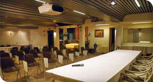 Hotel Bracciotti with Meeting Room for business clients in Lido di Camaiore