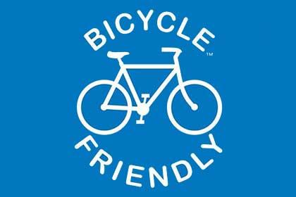 Le Bici: Hotel Bracciotti Lido di Camaiore
